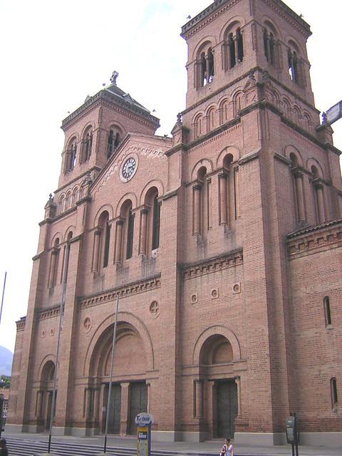 Catedral Metropolitana de Medellín (Medellín, Antioquia)