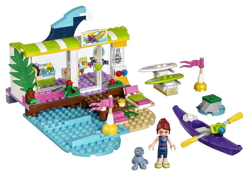 LEGO Friends Heartlake Surf Shop (41315)