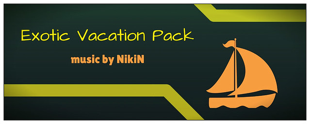 Exotic vacation pack