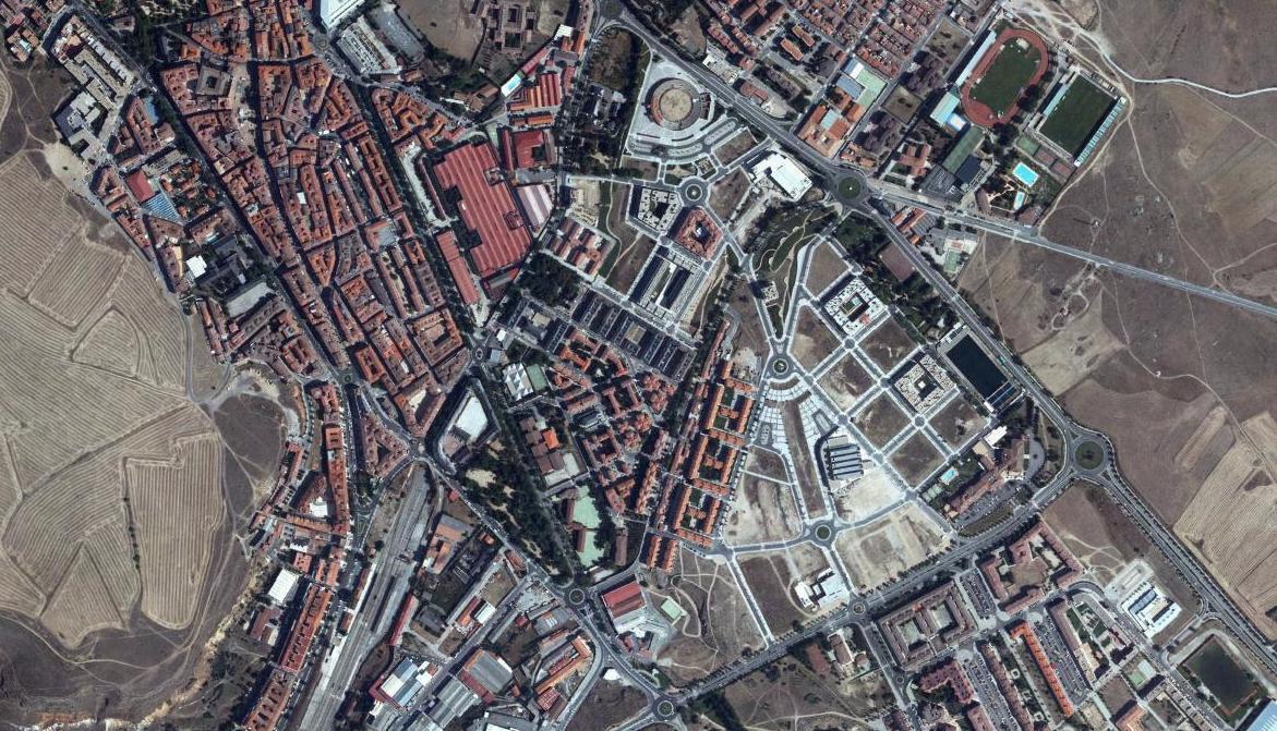 nueva segovia, segovia, nada nuevo bajo el sol, después, urbanismo, planeamiento, urbano, desastre, urbanístico, construcción, rotondas, carretera