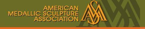 American Medallic Sculpture Association logo