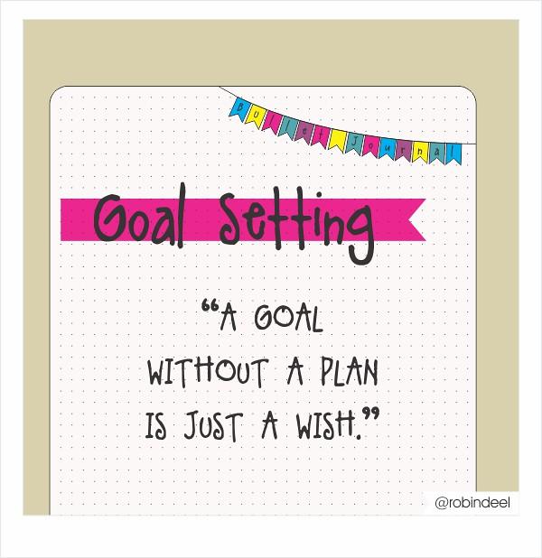 therabbitandtherobin Bujou _ Goal Setting 0