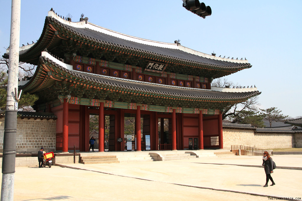33146500760 4ffb381d50 b - Seoul-ful Spring 2016: Greeting the first blooms at Changdeokgung Palace