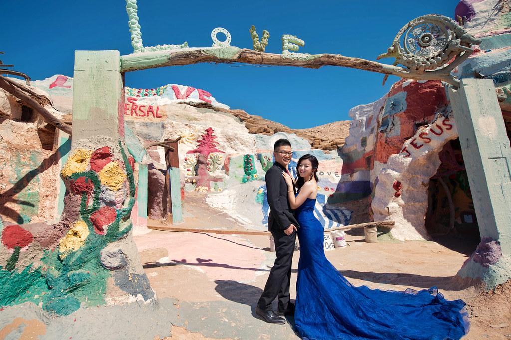 """""""洛杉磯婚紗,約書亞樹國家公園,salvation mountain,婚攝Mike,婚禮攝影,婚攝推薦,婚攝價格,海外婚紗,海外婚禮,風格攝影師,新秘Juin,wedding"""""""