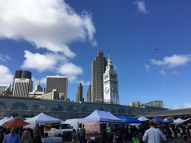 Ferry Building Farmers' Market