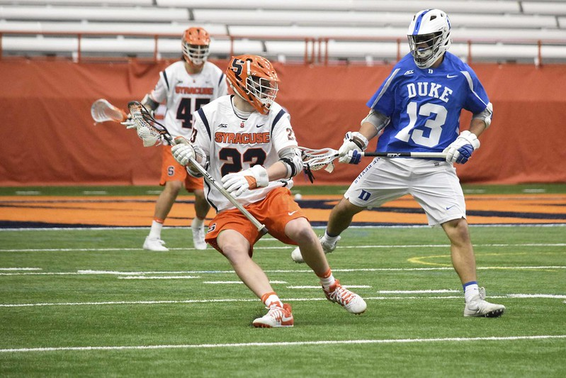 SU Men's Lacrosse: Syracuse vs. Duke