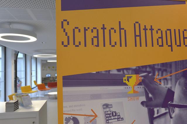 Hackathon - Scratch Attaque