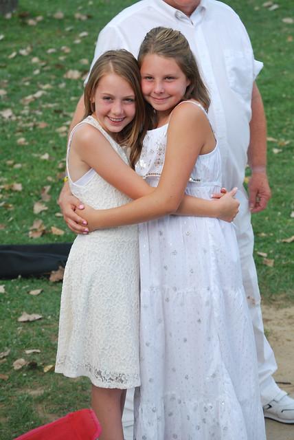 Rachel Pert Baptism 2015