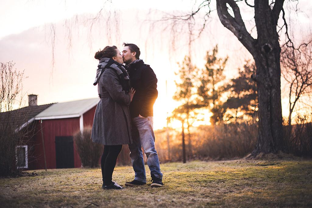 en kyss dating adjö citat