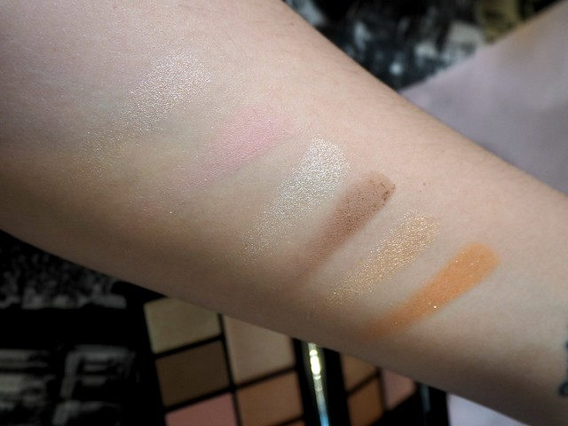 Sleek All Day Soiree Swatches