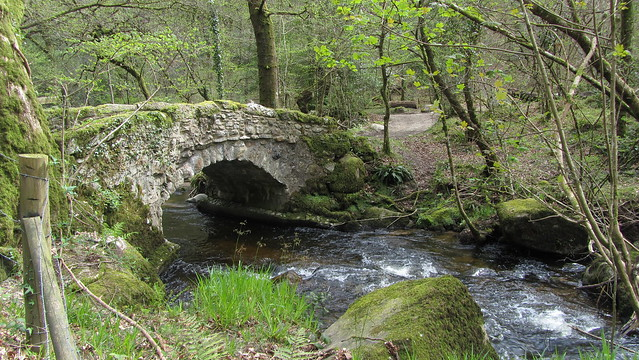 Bridge across Becka Brook