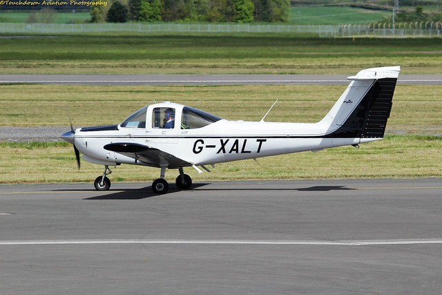PA-38-112 Tomahawk G-XALT 22APR17