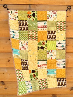 S'More Love Baby Quilt | by CoraQuilts~Carla