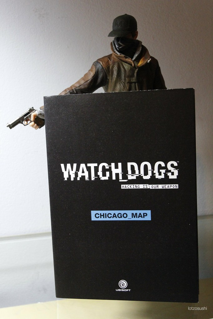 Watch Dogs Chicago City Map Gudedomo Flickr
