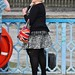 Medway River Festival - July 2014 - Cuddly Mature Candid