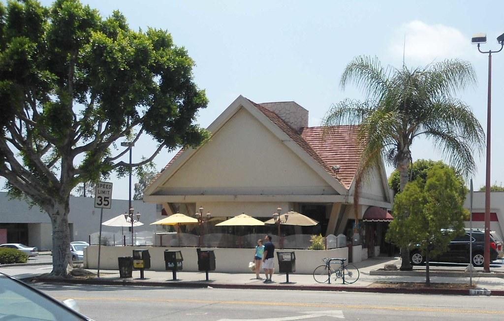 ... Former House Of Pies Building Los Feliz Area Of Los Angeles,CA | By  PatricksMercy