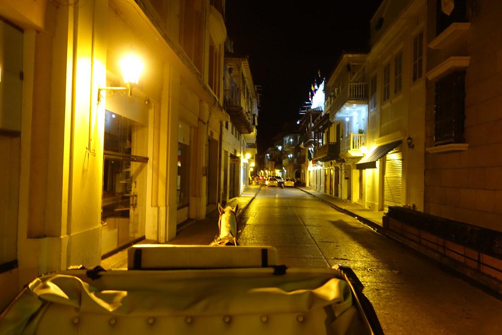 night ride on ariel