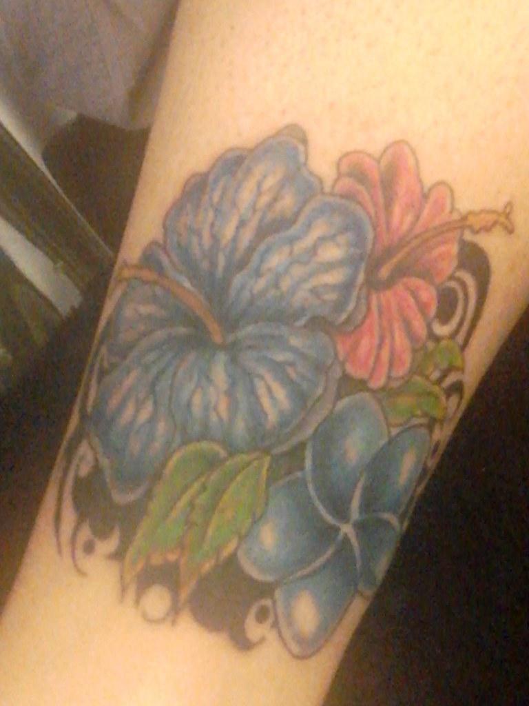 Pretty Flower Tattoo By Joejuggie Tattoofactory Joseph Juchnowski