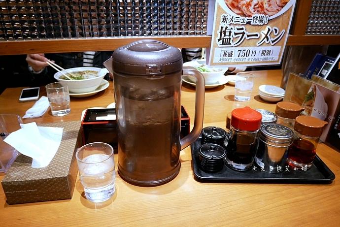5 京都拉麵 たかばしラーメン  Takahashi Ramen BiVi二条店