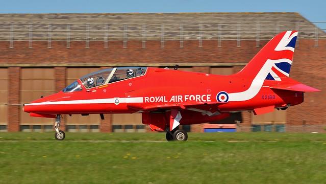 Hawk T.1 XX188