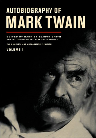 Image result for The Autobiography of Mark Twain: Volume 1