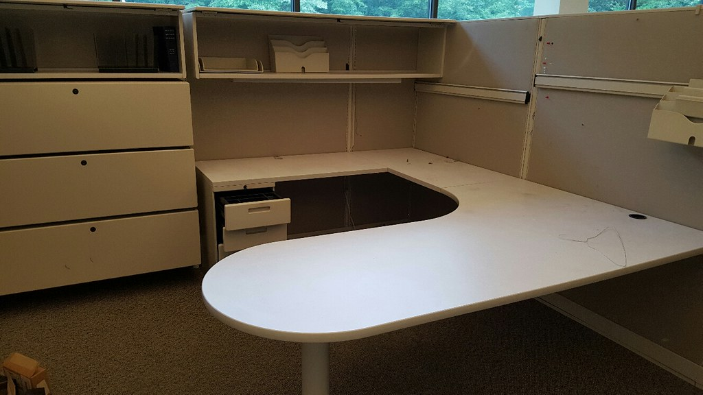 ... Herman Miller Cubicles Removal Atlanta, GA   By Commercial Junk Removal