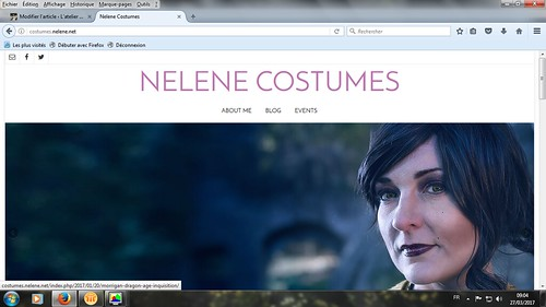 My website is alive