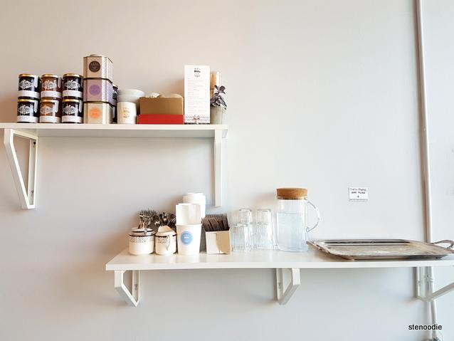 Mille Cafe design