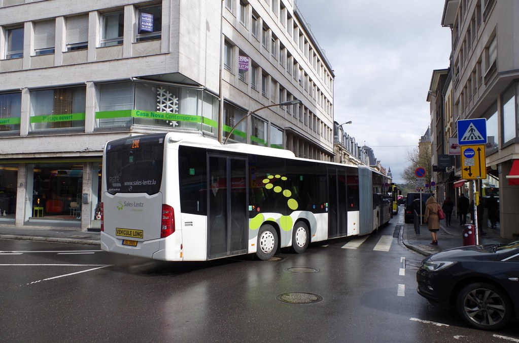Luxembourg mercedes citaro capacity l n sl 3481 voyages s for Mercedes benz luxembourg