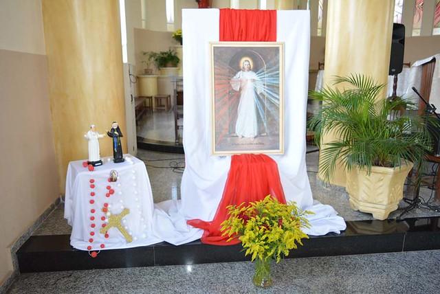 Festa da Divina Misericórdia