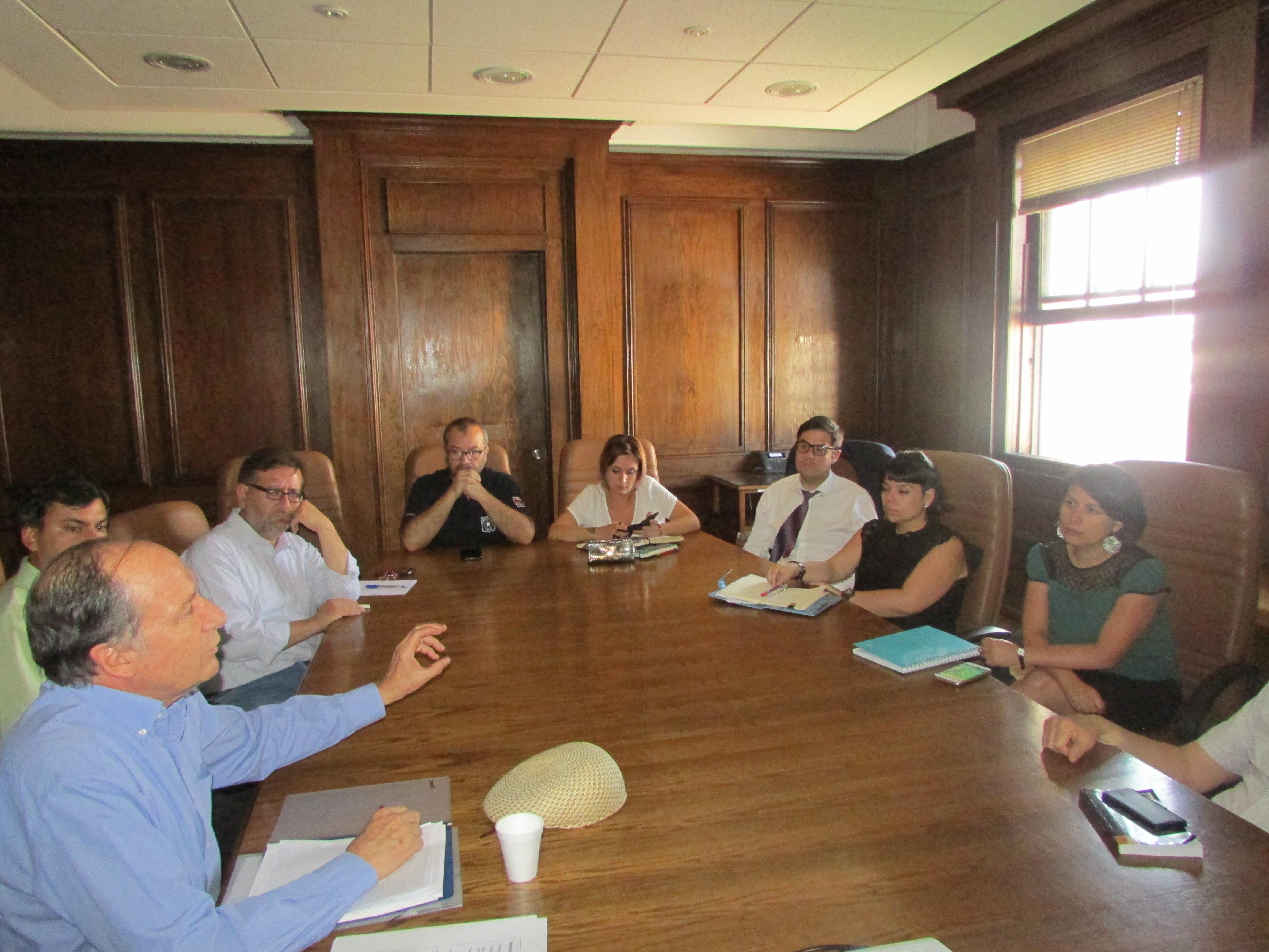 FTH con Hacienda por proceso Modelo Gestión Estratégica - 22 Marzo 2017