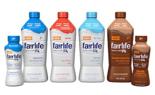 Fairlife Milk or SuperKids Milk