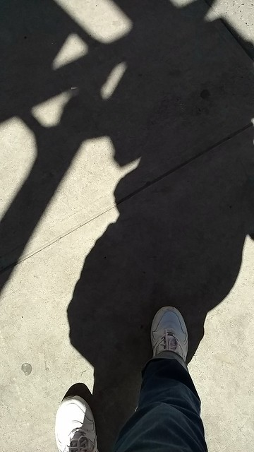 Me, My Shadow, and Another Shadow