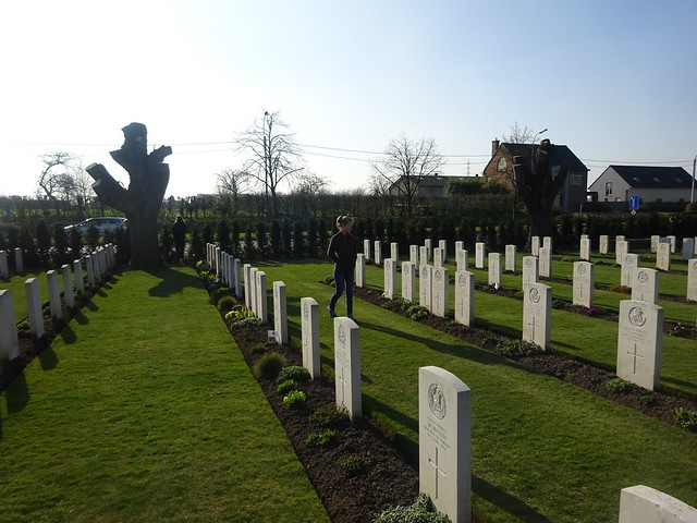 Trip to Ypres 2017