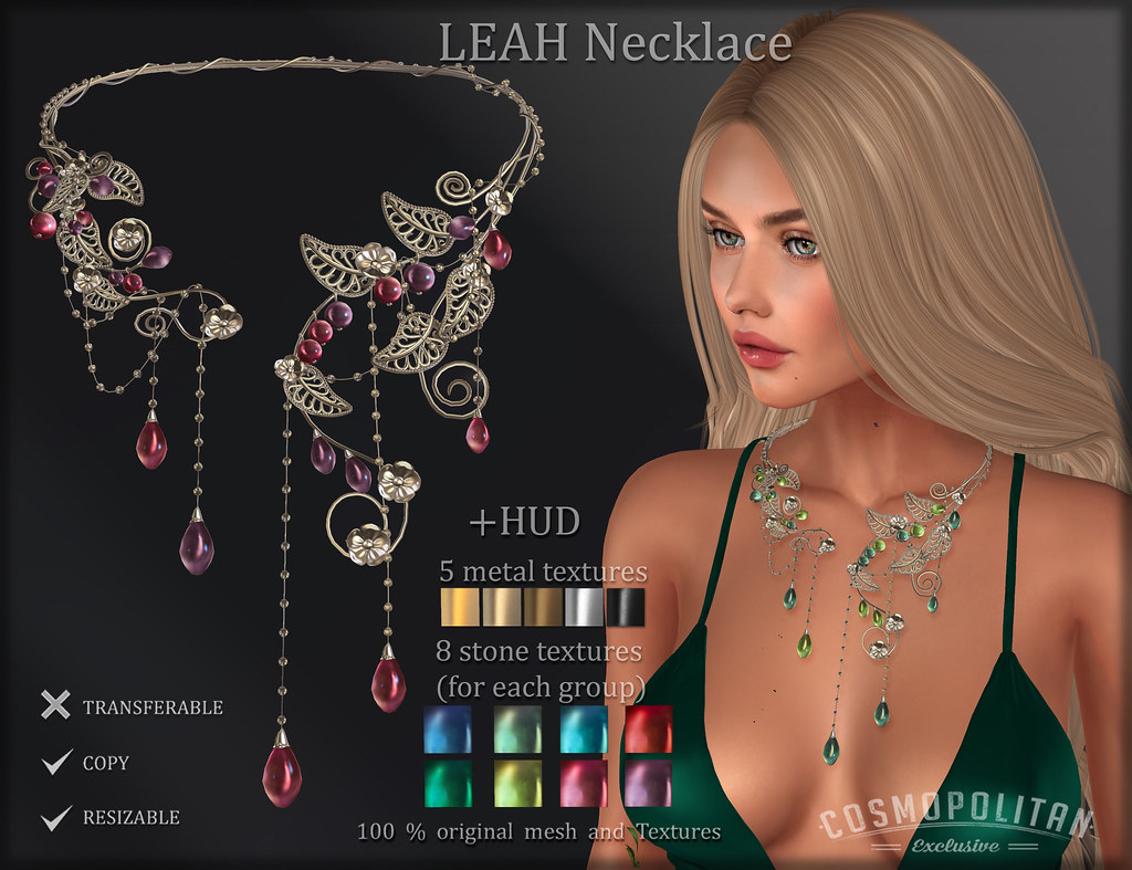 AvaWay LEAH Necklace