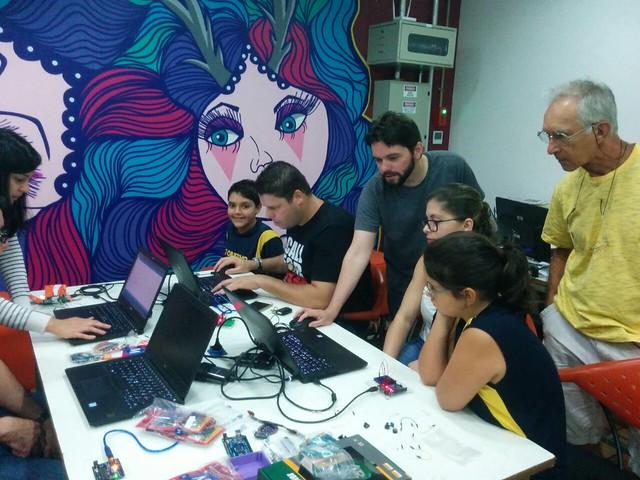 Arduino Day - Santos 2017