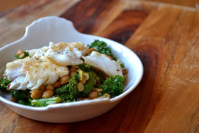 cod salad recipe