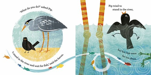 Kate McLelland, Blackbird, Blackbird, What Do You Do?