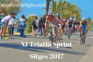 TRIATLÓ SPRINT SITGES 2017 FOTO GALLERY