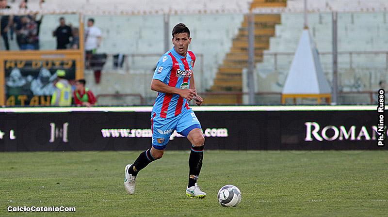 Federico Scoppa, centrocampista argentino