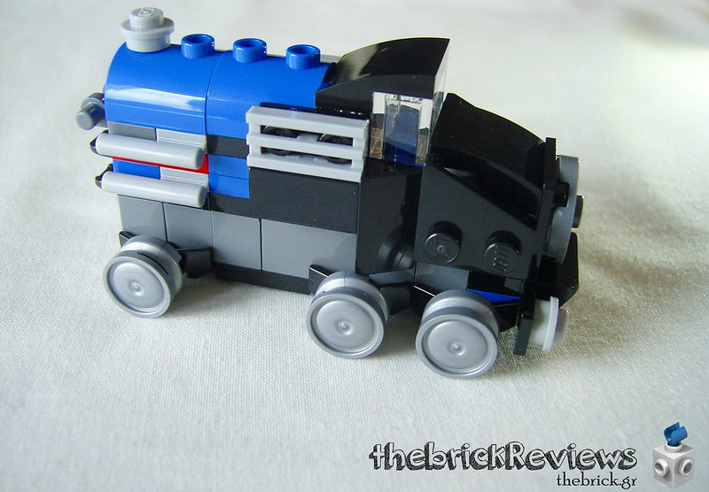 ThebrickReview: 31054 Blue Express 34003881822_0b40430395_c