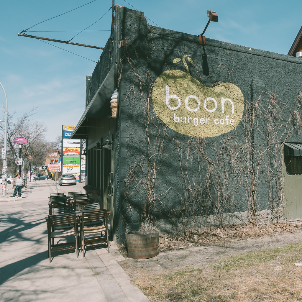 Boon Burger Cafe