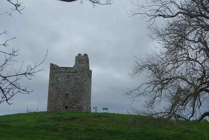 Audley's Castle, Irlanda del norte