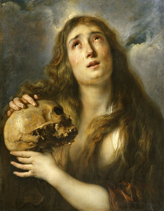 Jan Boeckhorst - Mary Magdalene (c.1650)