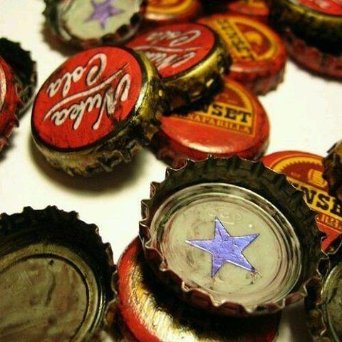fallout 4 nuka cola and star bottle caps fallout4 fallou flickr