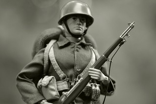 GI Joe Soldier - Backyard Photos | by Polish Madman