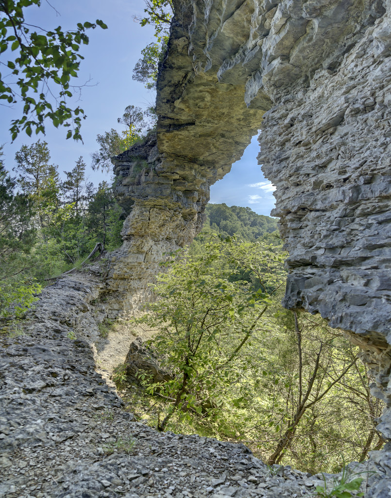 Window Cliffs, Putnam County, Tennessee 2