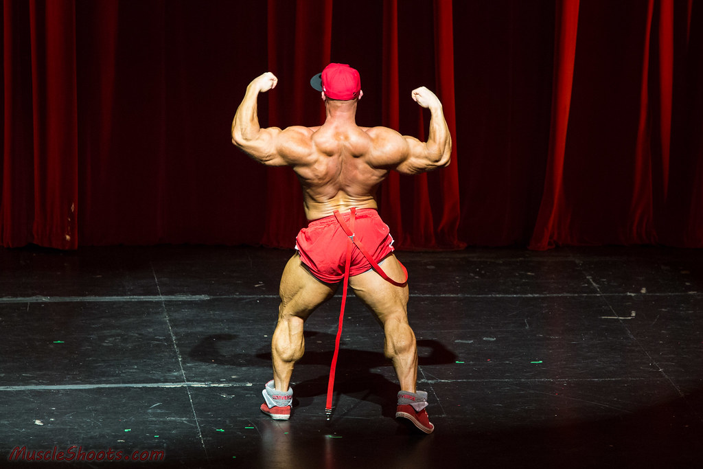 Ben Pakulski Guest Posing - NPC Illinois State Fitness and Figure - Chicago, IL - May 10, 2014