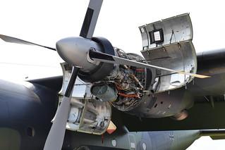 Triebwerk: Transall C-160