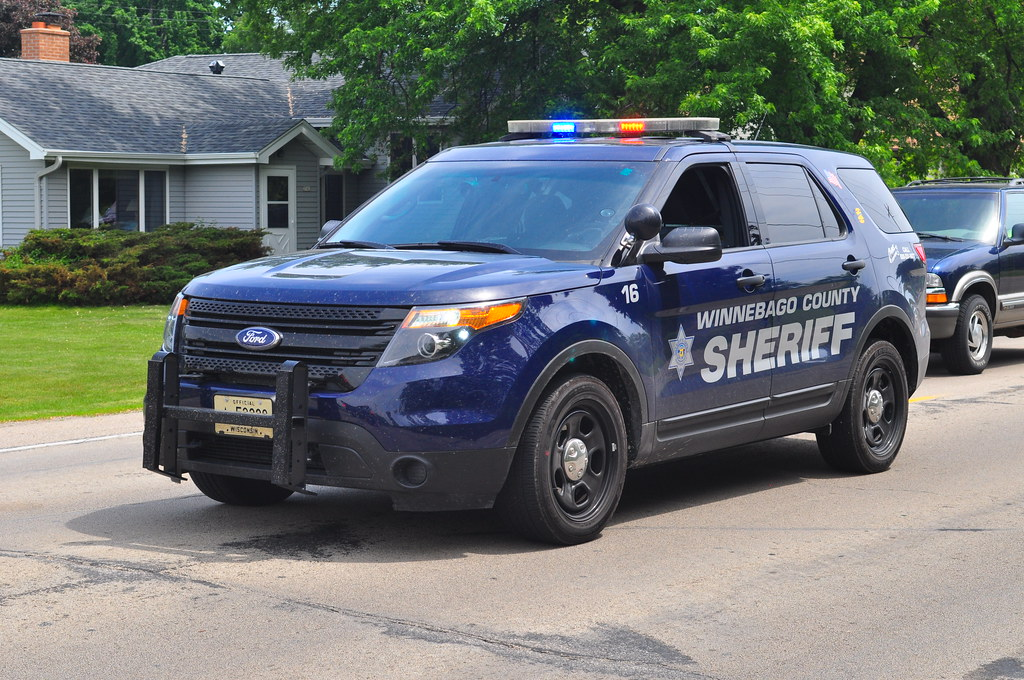 Winnebago County Sheriff Ford Explorer Police Interceptor
